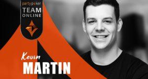Kevin Martin - partypoker Team Online
