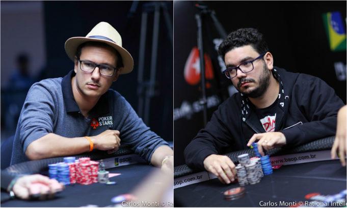 Guilherme Trevisan e João Bauer
