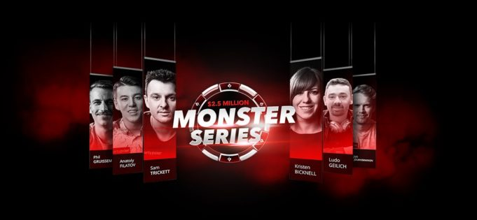 Monster Series - partypoker
