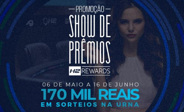 Show de Prêmios - H2 Club