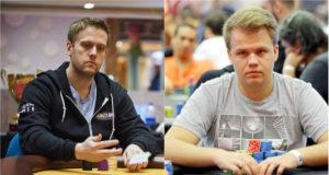 Ryan Schoonbaert e Julio Steffen
