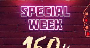 Special Week do Guerra Prime Club