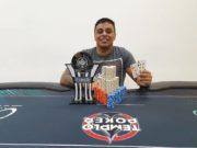 Charles Barreto - Templo do Poker