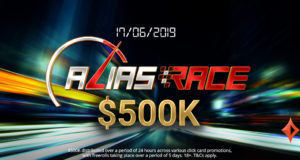 Alias Race do partypoker