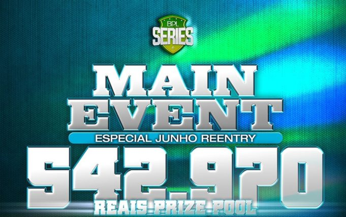 Main Event da BPL Series de Junho