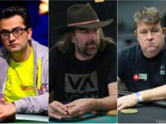 Antonio Esfandiari, Chris Ferguson e Chris Moneymaker
