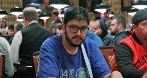 Fernando Viana - Evento 56 - WSOP