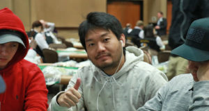 Luis Kamei - Evento 59 - WSOP