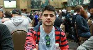 Ramon Sorgatto - Evento 59 - WSOP