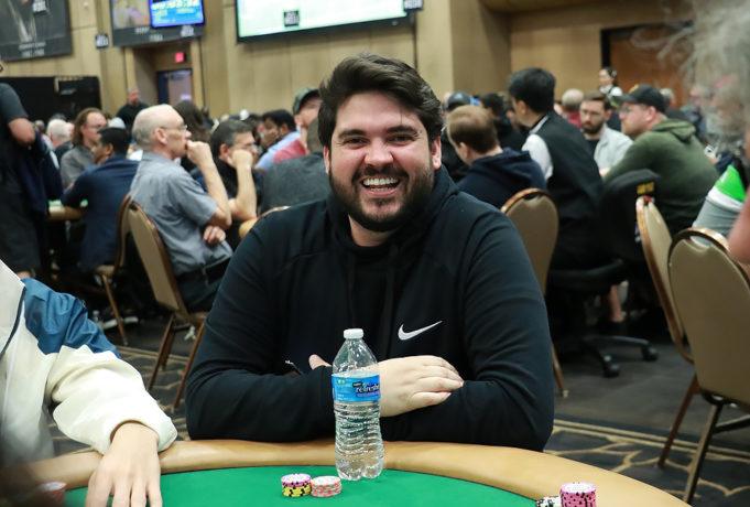 Marcello Azevedo - Evento 59 - WSOP