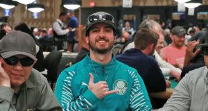 Marcelo Giordano - Evento 61A - WSOP