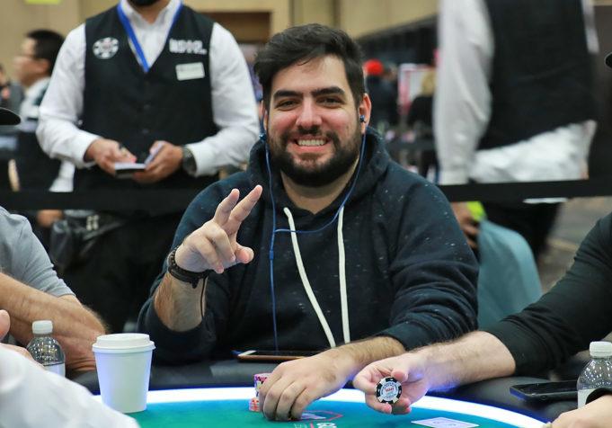 Elias Neto - Evento 61A - WSOP