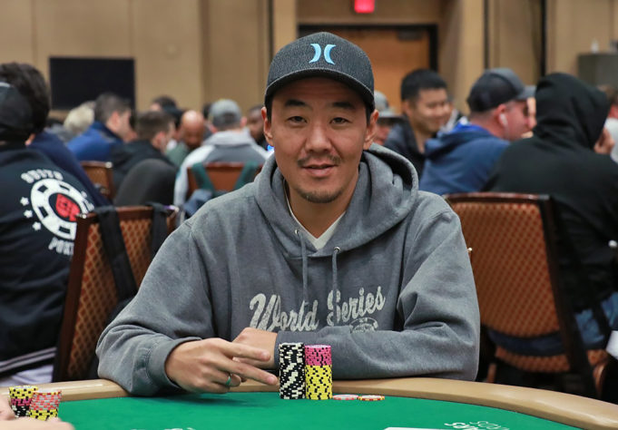 Fernando Konishi - Evento 61B - WSOP