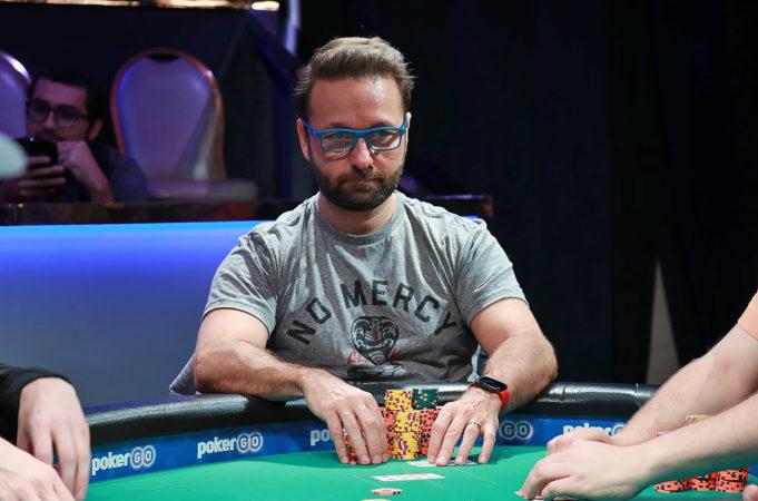 Daniel Negreanu - WSOP