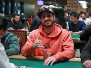 Marcelo Giordano - Evento 64 - WSOP