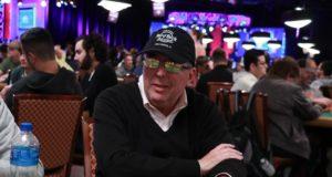 Gil Morgenstern - Evento 64 - WSOP