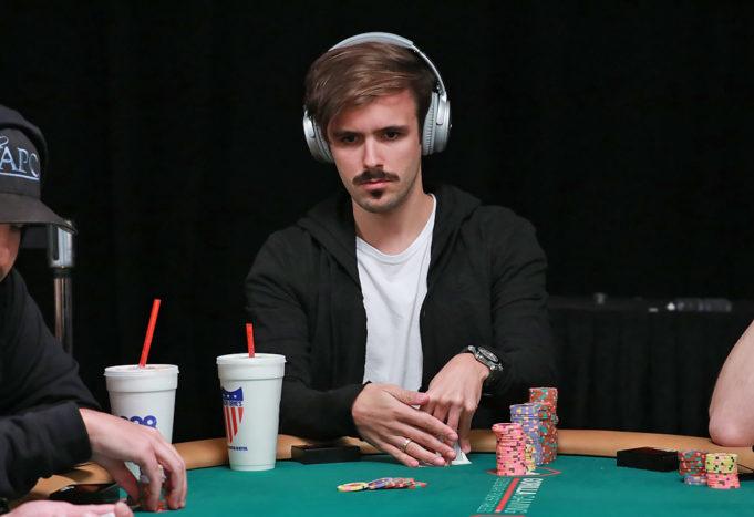 Yuri Martins - Evento 65 - WSOP