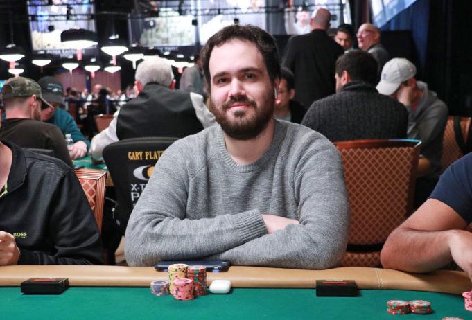 Bernardo Dias - Evento 65 - WSOP