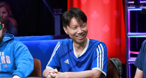 Norson Saho - Evento 61 - WSOP