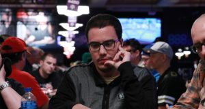 Eduardo Garla - Evento 9 - WSOP