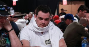 Caio Hey - Evento 9 - WSOP