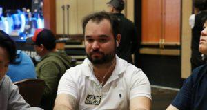 Ariel Bahia - Evento 9 - WSOP