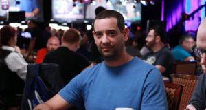 José Arenstein - Evento 10 - WSOP