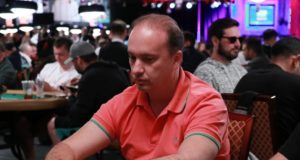 Marcelo Costa - Evento 10 - WSOP