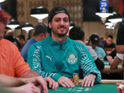 Marcelo Giordano - Evento 12 - WSOP