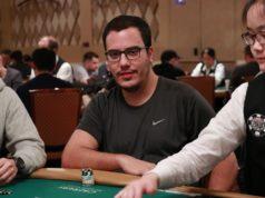 Eduardo Garla - Evento 17 - WSOP