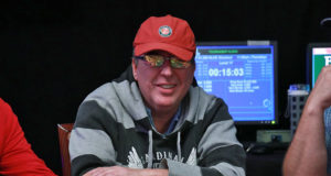 Gil Morgensztern - Evento 17 - WSOP