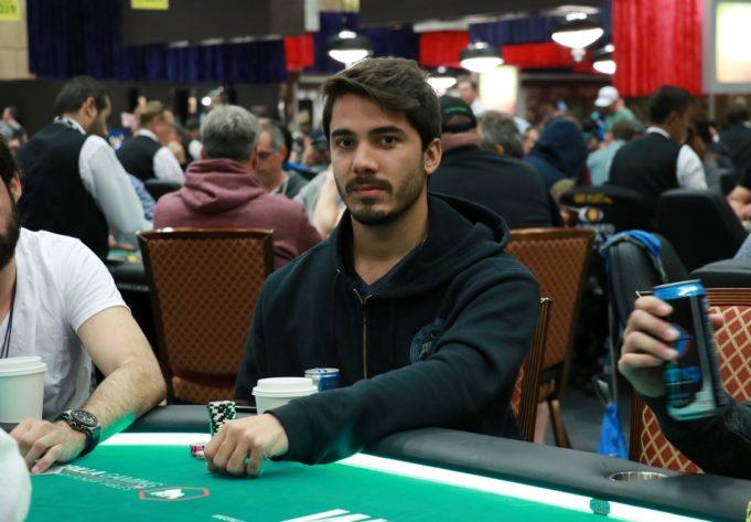 José Carlos Brito - Evento 19A - WSOP