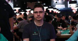 Alexandre Fracari - Evento 25 - WSOP