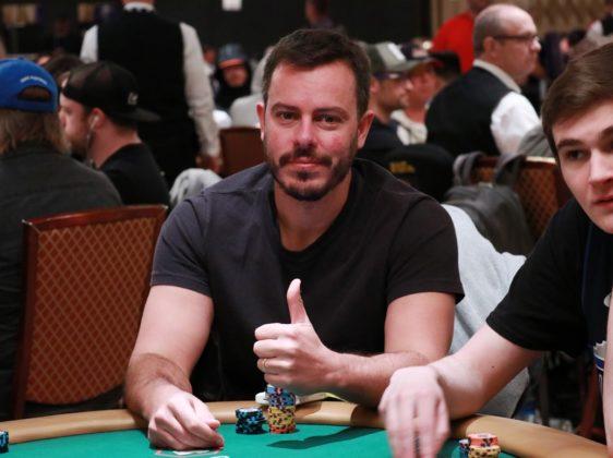 Paulo Gini - Evento 26 - WSOP