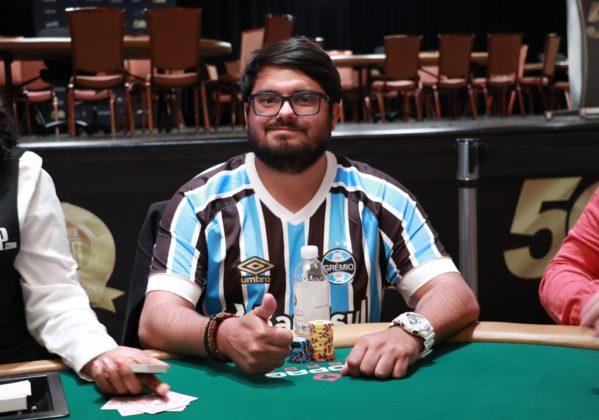 William Hochmuller - Evento 26 - WSOP