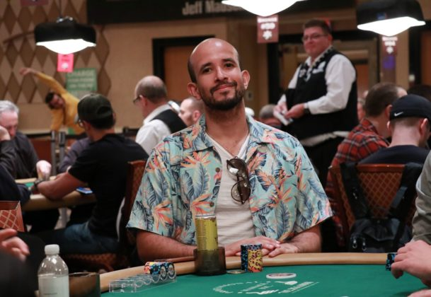 Alexandre Mantovani - Evento 26 - WSOP