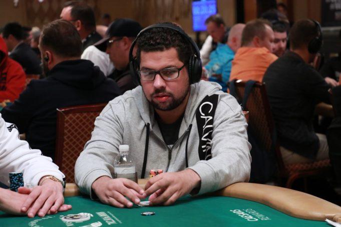 Bruno Severino - Evento 26 - WSOP