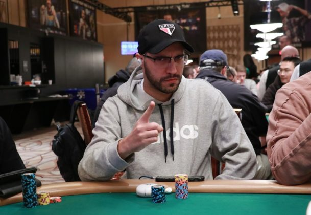 Mateus Lessa - Evento 26 - WSOP
