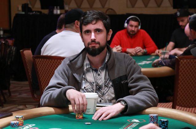 Jorge Quadros - Evento 26 - WSOP