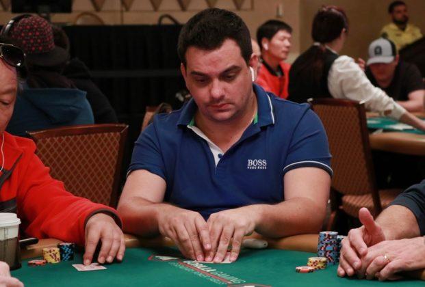 Caio Hey - Evento 26 - WSOP