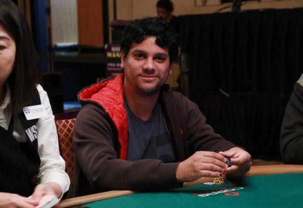 Felipe Beltrane - Evento 26 - WSOP