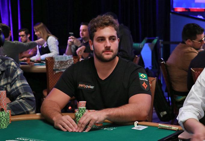 João Simão - Evento 19 - WSOP
