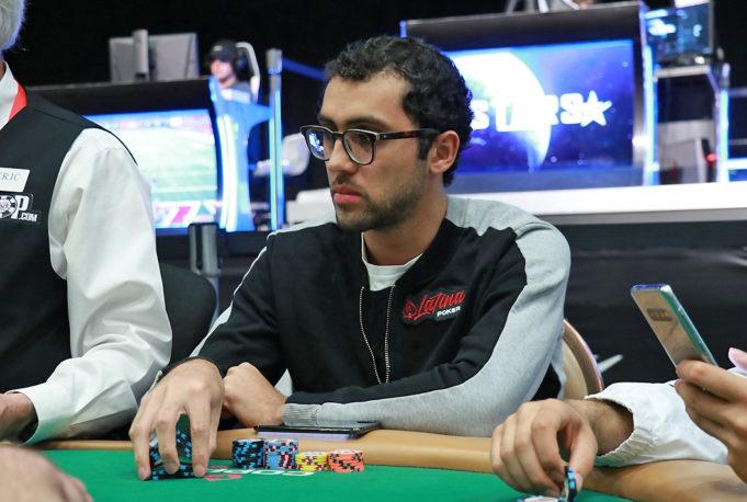 Rafael Moraes - Evento 26 - WSOP