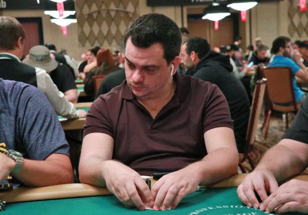 Caio Hey - Evento 30 - WSOP
