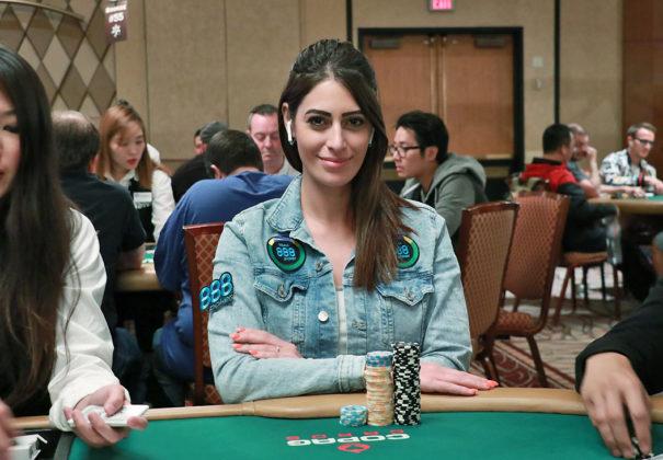 Vivian Saliba - Evento 30 - WSOP