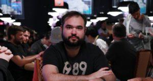 Ariel Bahia - Evento 31 - WSOP