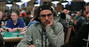 Mateus Lessa - Evento 34A - WSOP