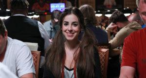 Laura Cintra - Evento 34A - WSOP