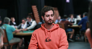 Marcelo Giordano - Evento 33 - WSOP