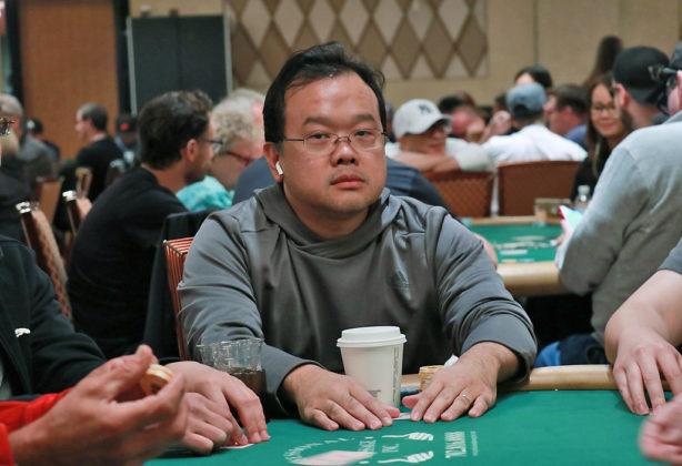 Samuel Matsufuji - Evento 37 - WSOP